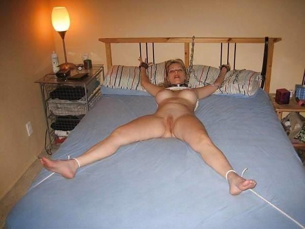 Amateur bondage anal-3641