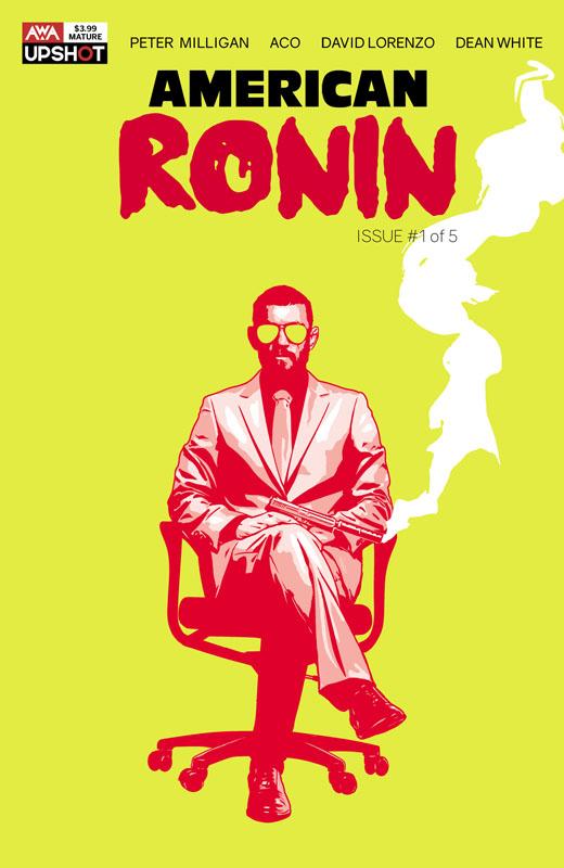 American Ronin #1-5 (2020-2021)