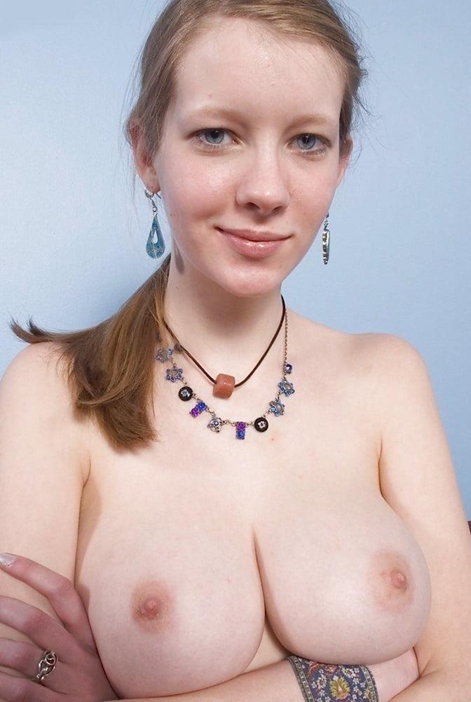 Big tits redhead naked-9812