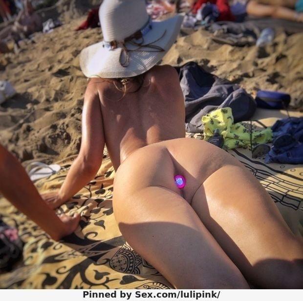 Buttplug in public pics-9182