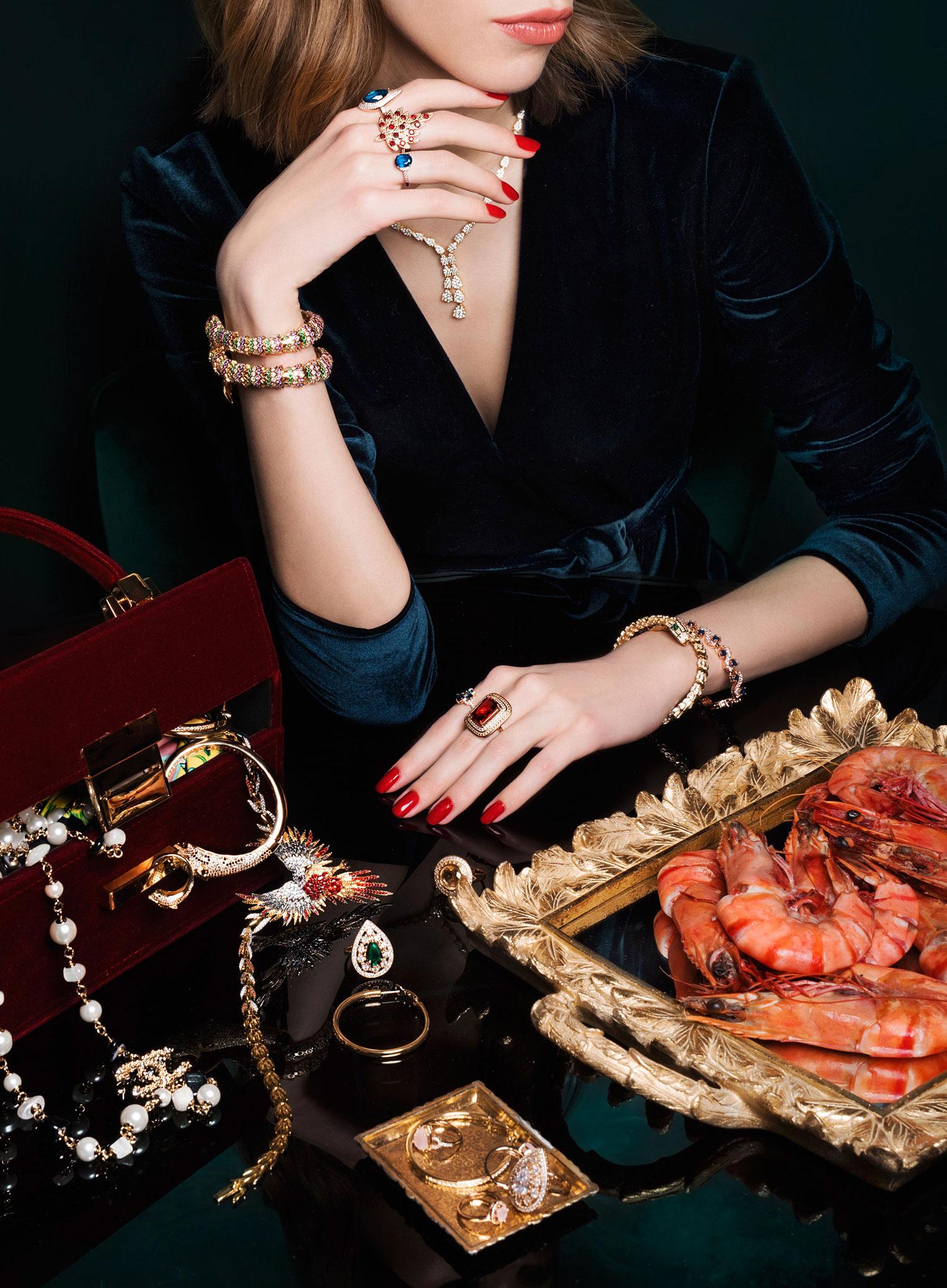 Валерия Тарасенко / Valeria Tarasenko by Alla Parhimovich / Fashion Collection february 2019