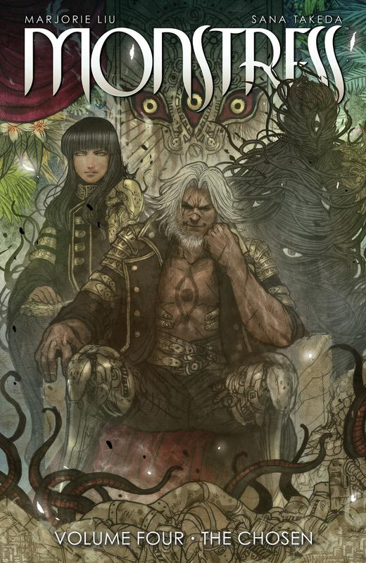 Monstress v04 - The Chosen (2019)