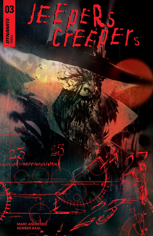 Jeepers Creepers #1-5 (2018) Complete