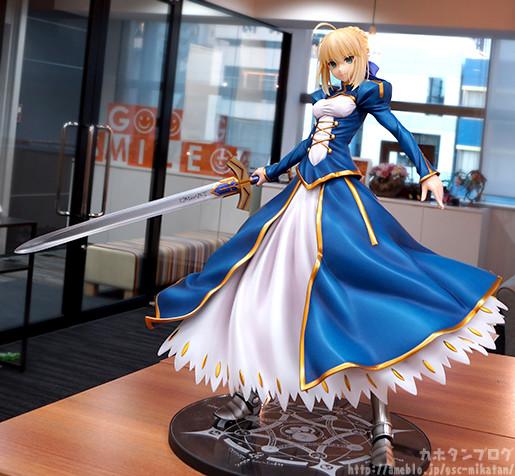 Fate / Grand Order - Saber (Altria Pendragon) B-style 1/4 (FREEing) C3jFXrao_o