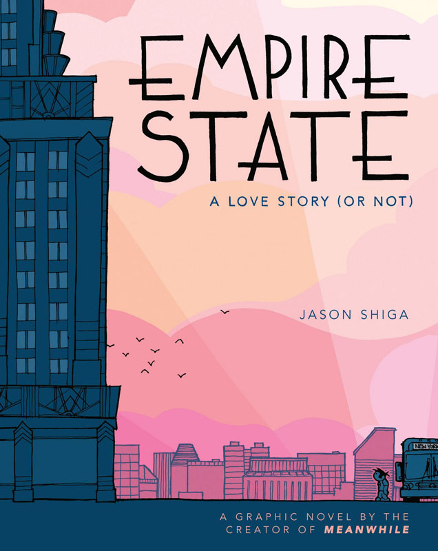Empire State - A Love Story Or Not (2011)