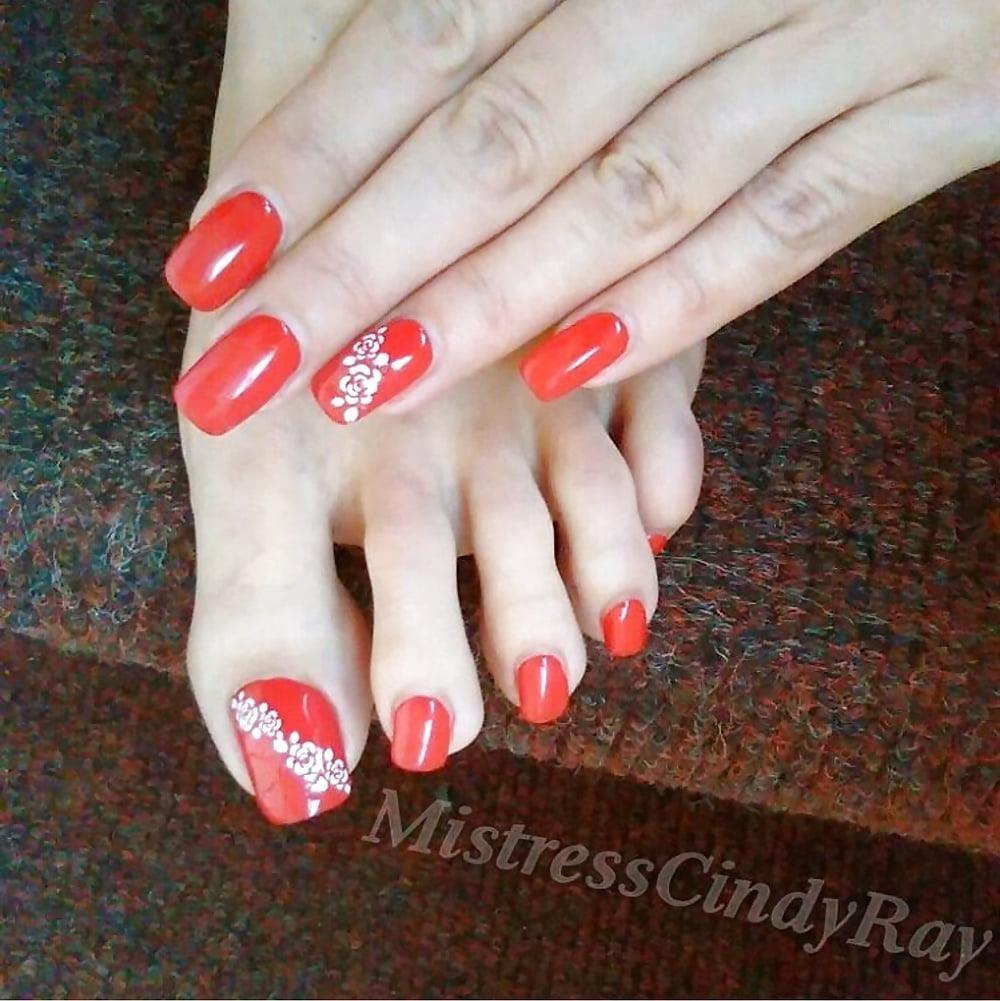 Mistress cindy feet-9179