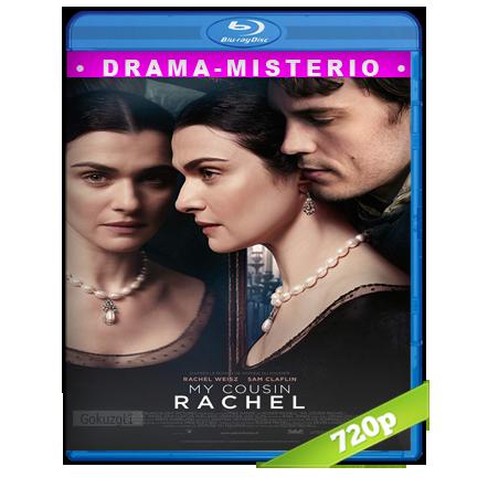 Mi Prima Rachel 720p Lat-Cast-Ing (2017)
