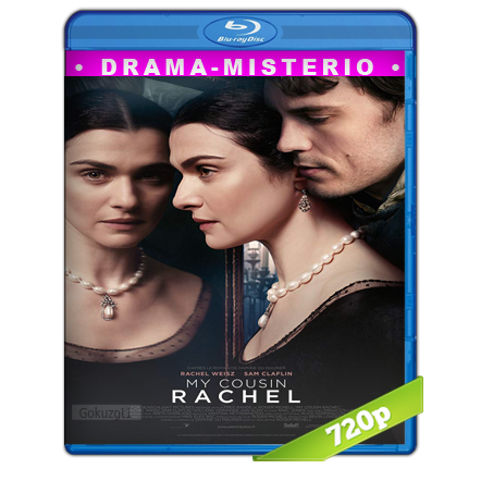 descargar Mi Prima Rachel 720p Lat-Cast-Ing (2017) gratis
