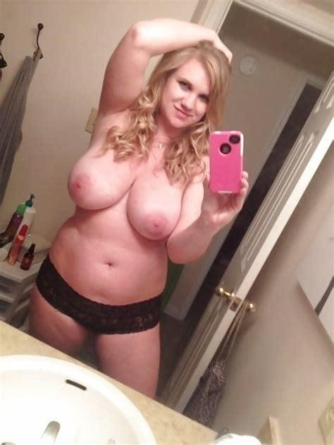 Naked fat girl selfies-6889