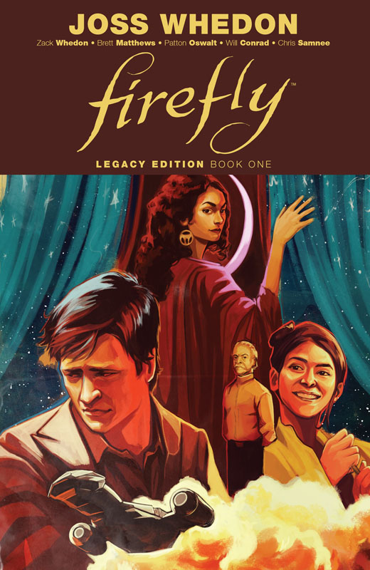 Firefly Legacy Edition Book One (2018)