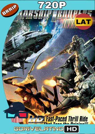 Starship Troopers Invasion (2012) BRRip 720p Audio Trial Latino-Castellano-Ingles MKV