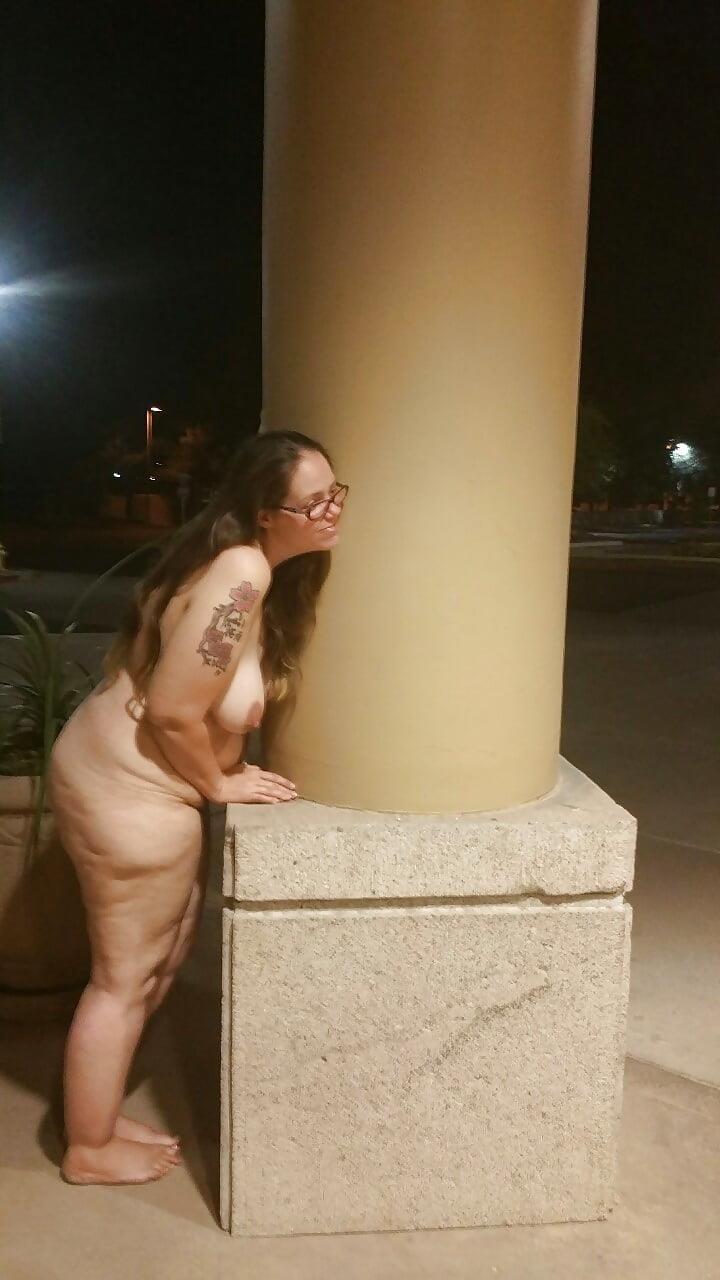 Bbw public nudity-5184