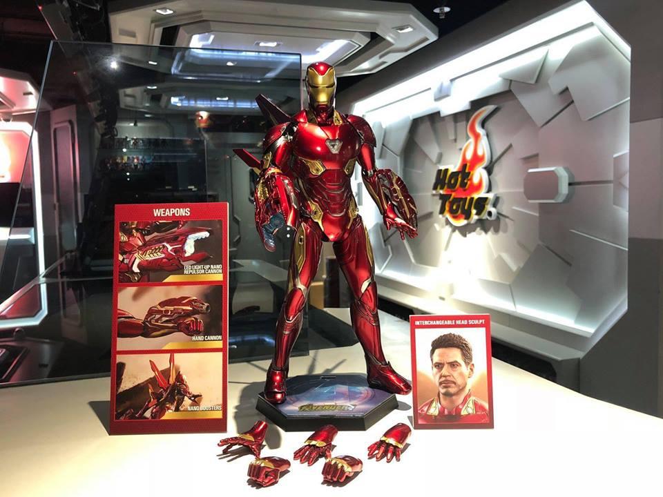 Avengers - Infinity Wars - Iron Man Mark L (50) 1/6 (Hot Toys) HLb0T8yl_o