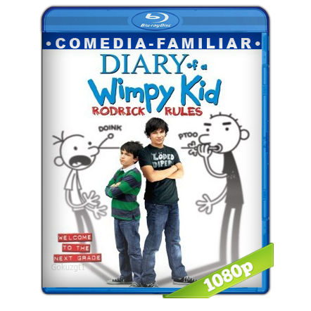 El Diario De Un Chico En Apuros 2 1080p Lat-Cast-Ing[Comedia](2011)