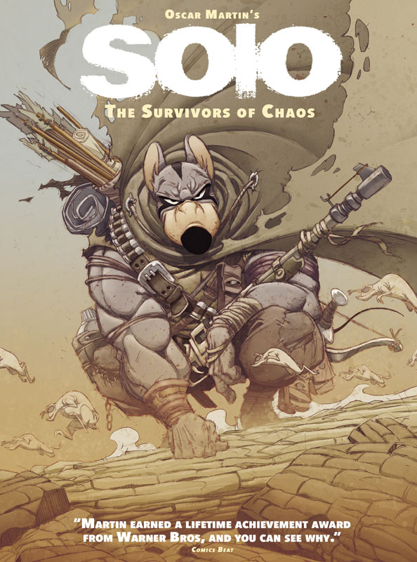 Oscar Martin's Solo 01 - The Survivors of Chaos (2020)