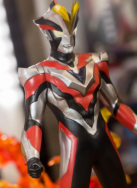 Ultraman - Sofvi Spirits (Tamashii / Bandai) LGS1VFlg_o