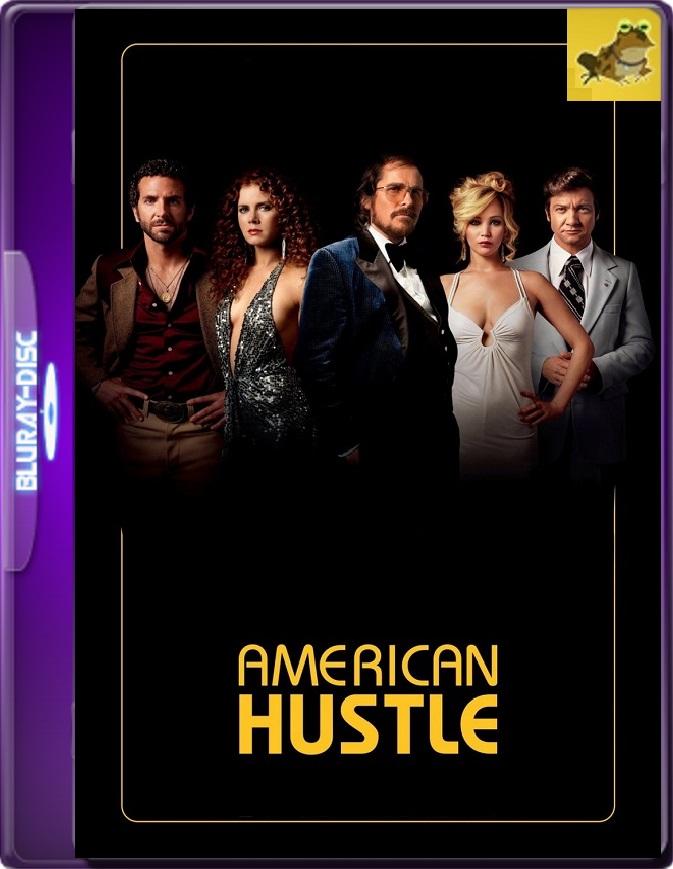 Escándalo Americano (2013) Brrip 1080p (60 FPS) Latino / Inglés