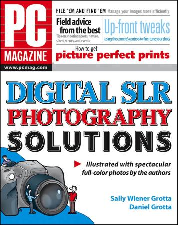 Pc Magazine Digital Slr Photography Solutions