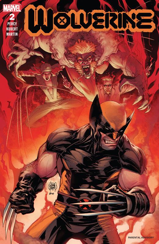 Wolverine #1-3 (2020)