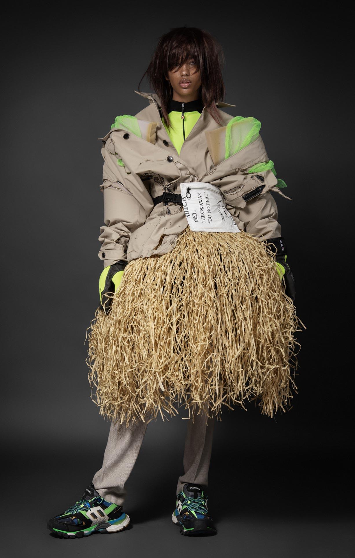 Нетрадиционный взгляд на модную одежду / фото 04
