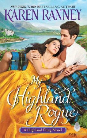My Highland Rogue (Highland Fli   Karen Ranney
