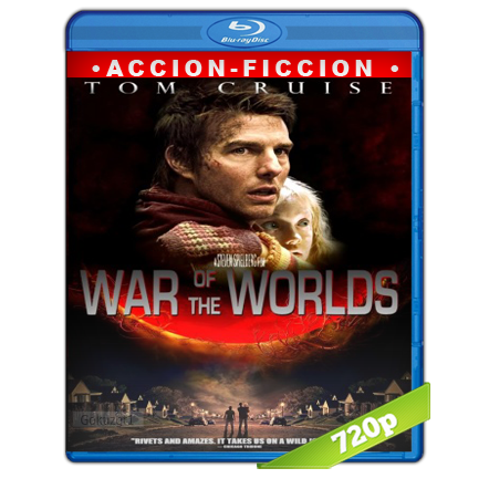 La Guerra De Los Mundos 720p Lat-Cast-Ing[Ficcion](2005)