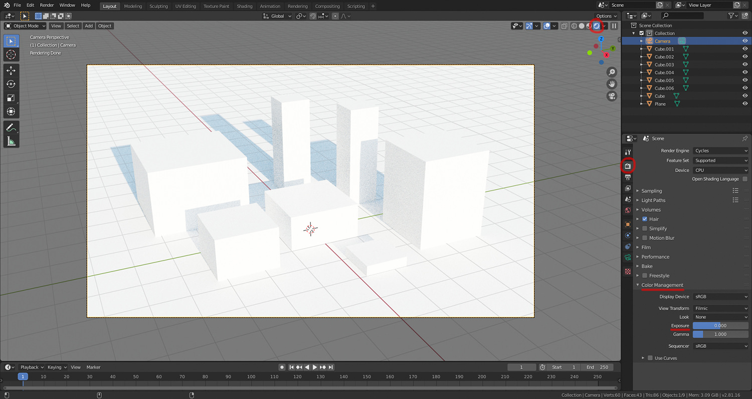 Tutorial – How to use an HDRI environment texture in Blender 2.90