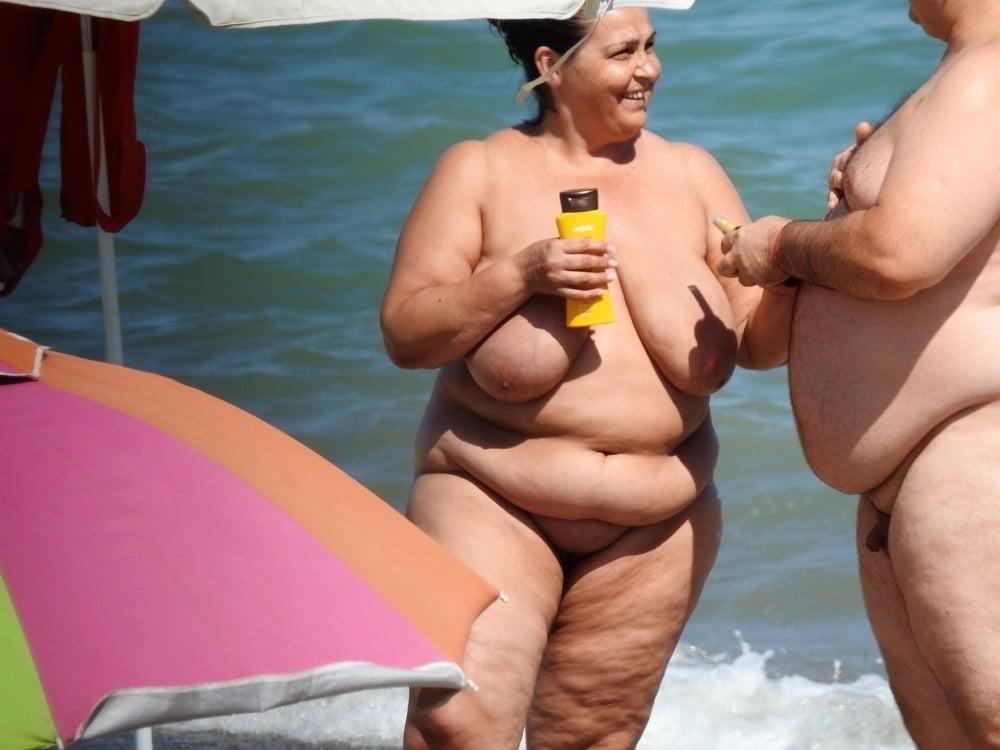 Mature nude beach pic-8679