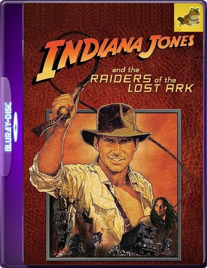 Indiana Jones y Los Cazadores Del Arca Perdida (1981) Brrip 1080p (60 FPS) Latino / Inglés