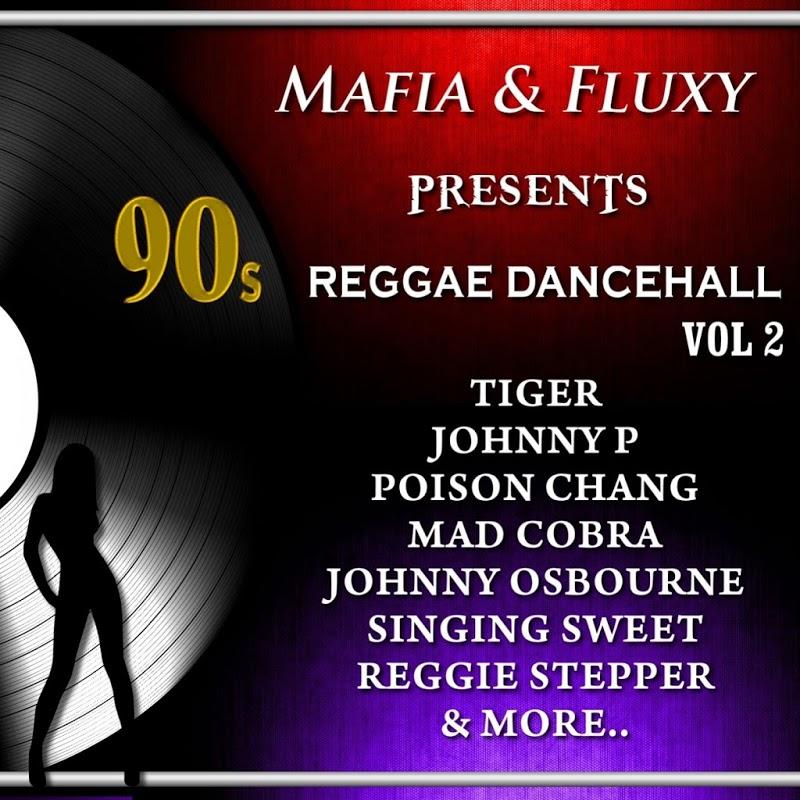Poster for 90S Reggae Dancehall, Vol. 2