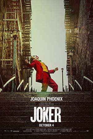 Joker (2019) English HC HD-Rip 720p x264 Movie Download 900MB