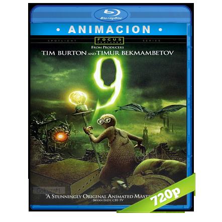 Nueve (2009) BRRip 720p Audio Trial Latino-Castellano-Ingles 5.1