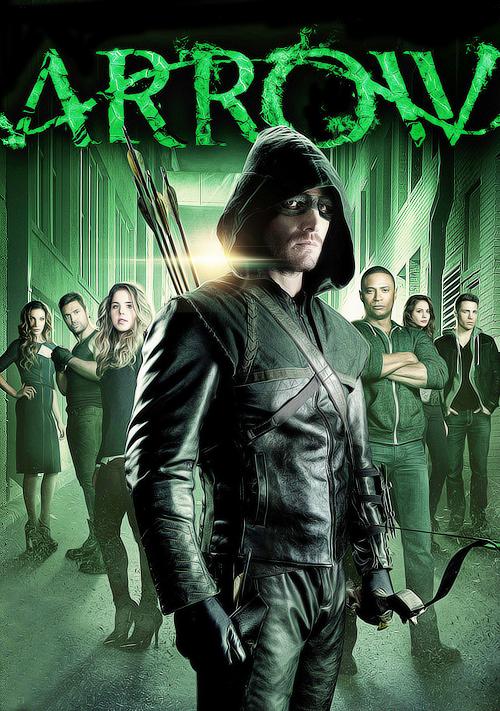 Arrow Season2 S02 720p 10-Bits BluRay