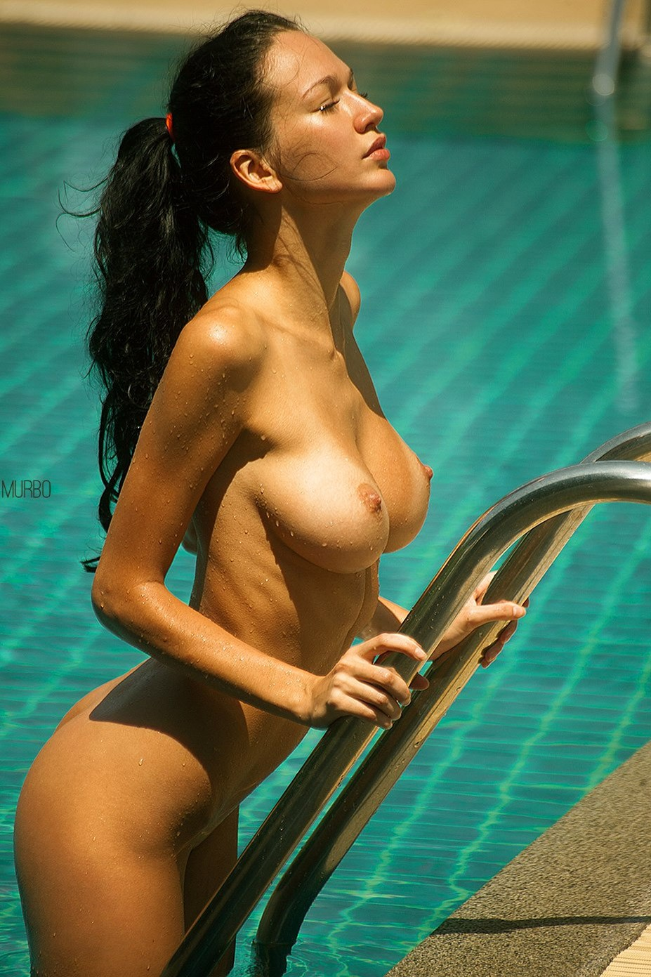 Анастасия Марципанова / Anastasia Martzipanova nude in Thai by Murbo