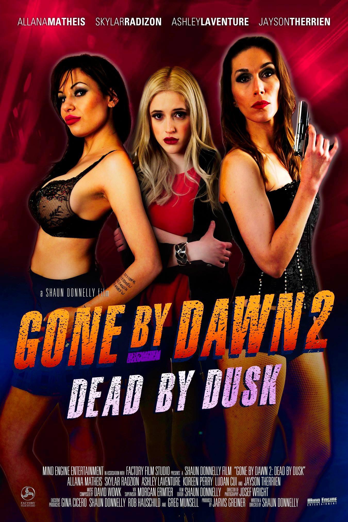 Gone By Dawn 2 Dead By Dusk 2019 720p WEBRip 800MB x264-GalaxyRG