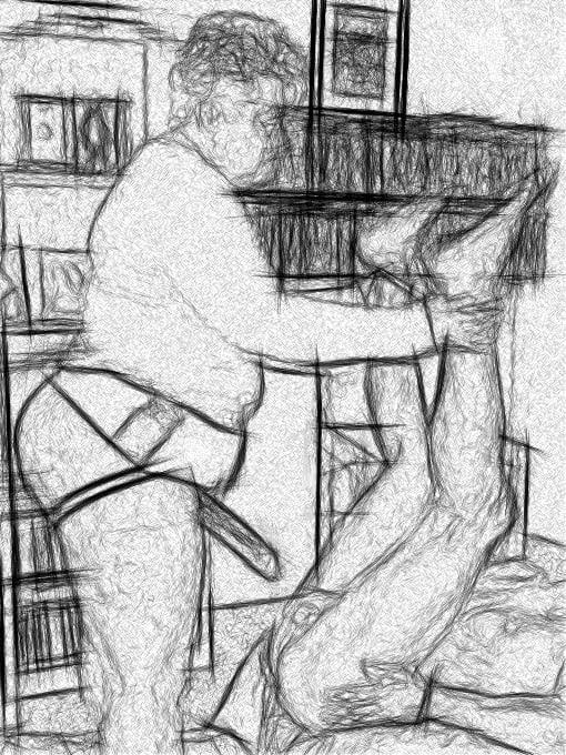 Busty milf and boy porn-8411