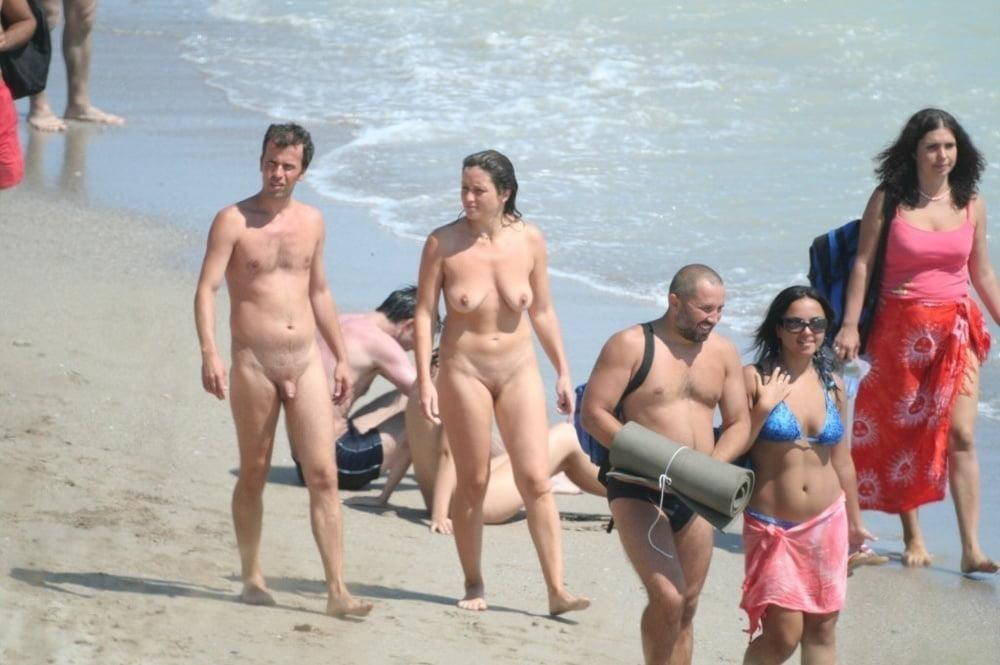 Nude beach bukake-8983