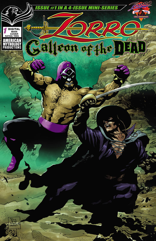 Zorro - Galleon of the Dead 01 (of 04) (2020)