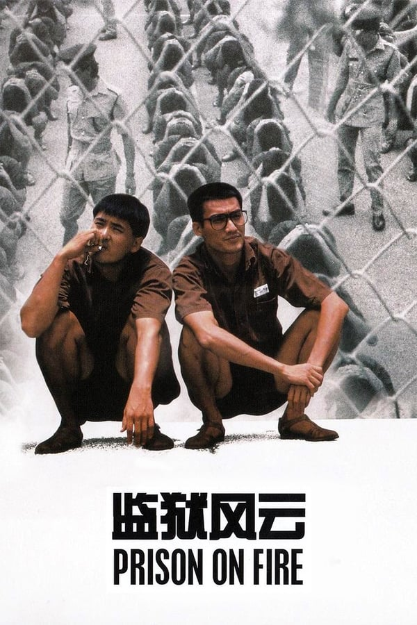 Hành Động|Hình Sự] Prison on Fire 1987 BluRay 1080p AC3