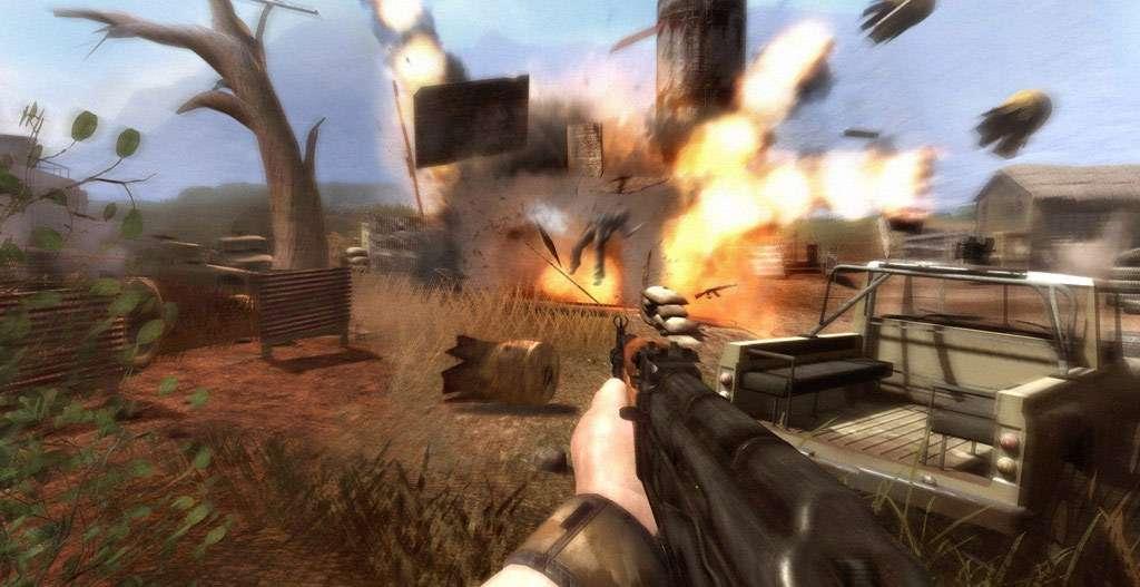 Far Cry 2: Fortune's Edition Captura 1