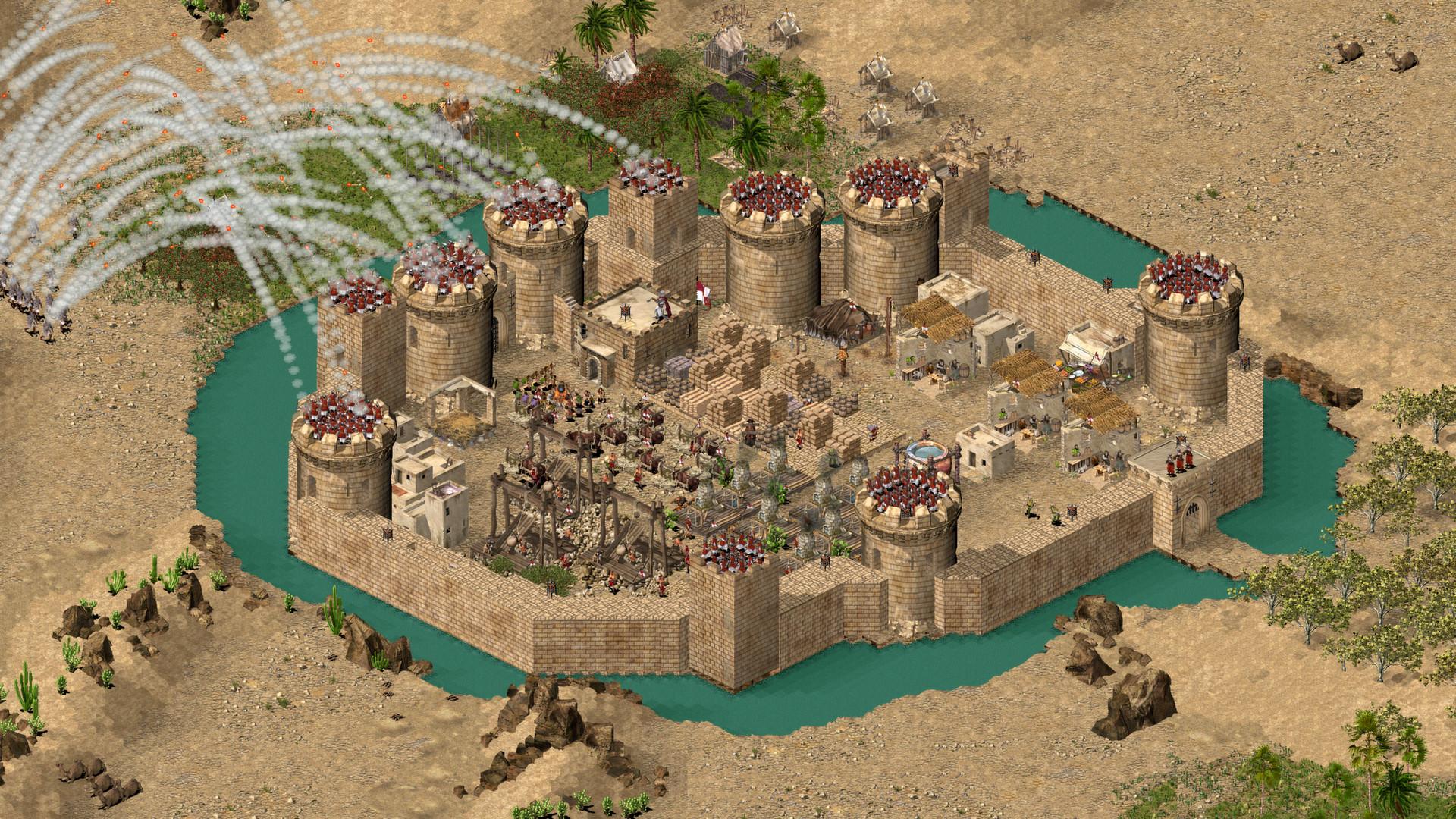 Stronghold Crusader HD Captura 2