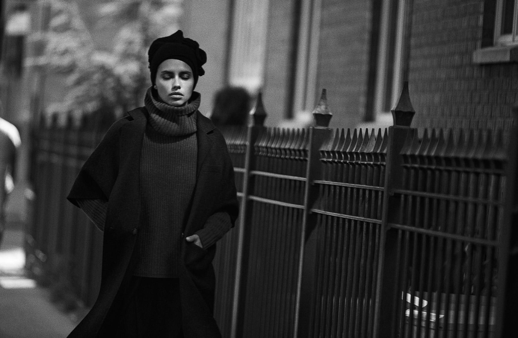 Прогулка по Бруклину с Адрианой Лимой / фото 09