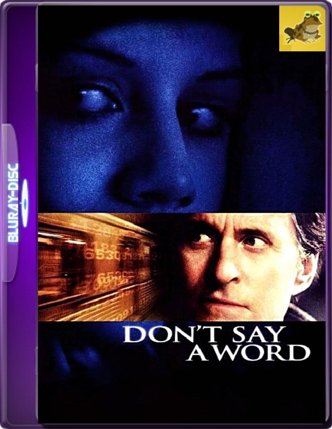 Ni Una Palabra (2001) Brrip 1080p (60 FPS) Latino / Inglés