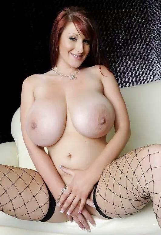 Huge natural tits and nipples-7138