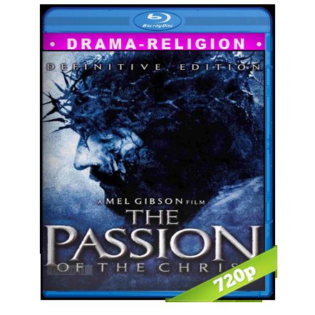 La Pasion De Cristo [m720p][Dual Lat/Ara][Drama](2004)