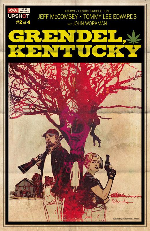 Grendel, Kentucky #1-4 (2020) Complete