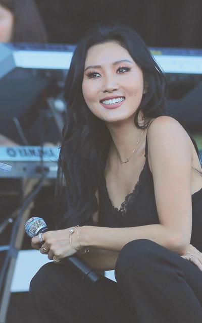 Ahn Hye Jin - Hwasa