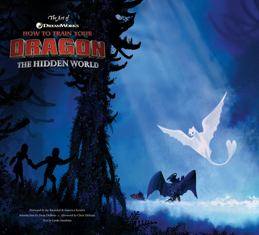 The Art of How to Train Your Dragon - The Hidden World (2019)
