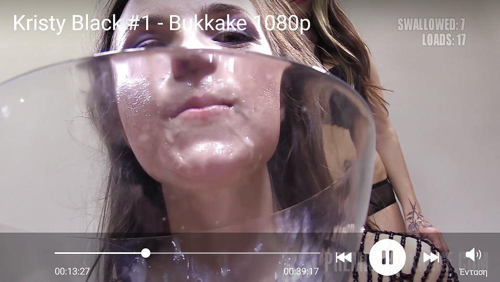 Black bukkake gay-6420