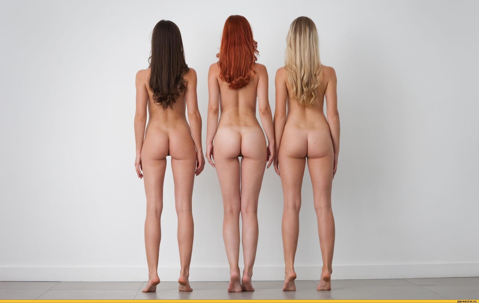 Women naked little ass